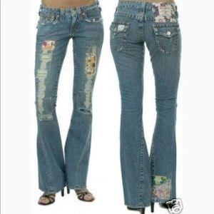 True Religion Woodstock Jeans. Size 27